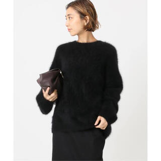 DEUXIEME CLASSE - Deuxieme Classe Fluffy Sweater タグ付き新品
