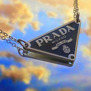 PRADA - プラダ ネックレス