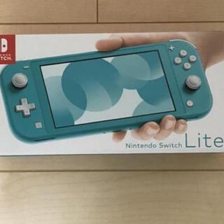 Nintendo Switch - スイッチライト 新品 どうぶつの森 ソフト 新品 3