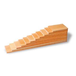 ボーネルンド(BorneLund)のグリムス ビルディングボード ナチュラル(知育玩具)