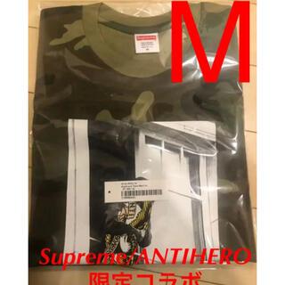 シュプリーム(Supreme)のSupremeANTIHERO balcony t シュプリームアンタイヒーロー(Tシャツ/カットソー(半袖/袖なし))