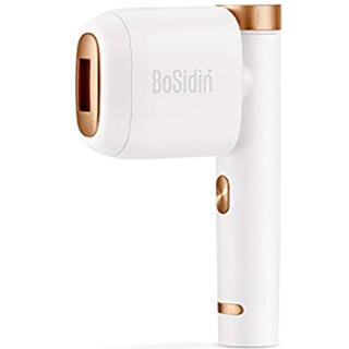 BoSidin レーザー脱毛器 家庭用 メンズレディース 光エステ 永久脱毛器