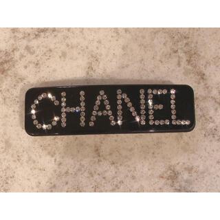 CHANEL - 非売品 CHANEL バレッタ ブラック