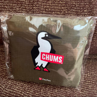 CHUMS - 新品未開封 セブンイレブン×PayPay   CHUMS エコバッグ 1点