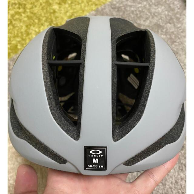Oakley(オークリー)の最終値下げ オークリー ロードバイク ヘルメット 自動車/バイクのバイク(ヘルメット/シールド)の商品写真