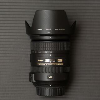 Nikon AF-S DX Nikkor 18-200mm F3.5-5.6VR(レンズ(ズーム))