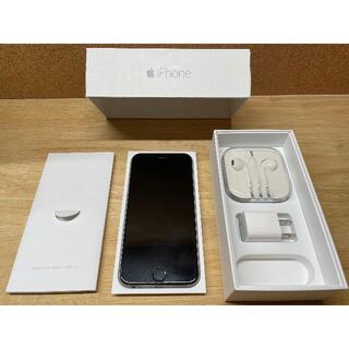 Apple - iPhone6 64GB SIMフリー Space Gray 指紋認証