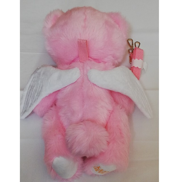 Angelic Pretty(アンジェリックプリティー)のAngelic Pretty ミルキーベアぬいぐるみリュック ピンク レディースのバッグ(リュック/バックパック)の商品写真
