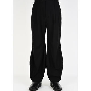 LAD MUSICIAN - 希少品 LAD MUSICIAN 2tuck wide pants