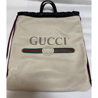 Gucci - GUCCI トートバッグリュック