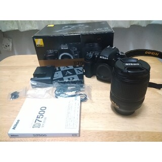 Nikon - Nikon D7500 18-140 VR レンズキット