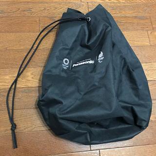 パナソニック(Panasonic)のパナソニックオリジナルワンショルダーリュック黒(非売品)(バッグパック/リュック)