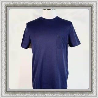 LOUIS VUITTON - LOUIS VUITTON ルイヴィトン Tシャツ 半袖 ダミエ ブルー S