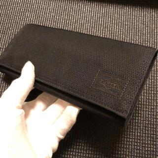 ポーター(PORTER)のPORTER DILL WALLET BLACK ポーター CORDURA(長財布)
