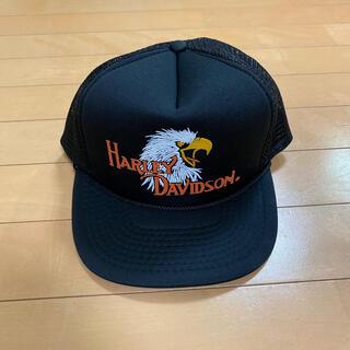ハーレーダビッドソン(Harley Davidson)のハーレーダビットソン vintage メッシュキャップ(キャップ)