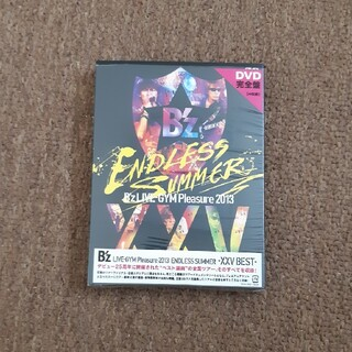 B'z LIVE-GYMPleasure2013 ENDLESS SUMMER