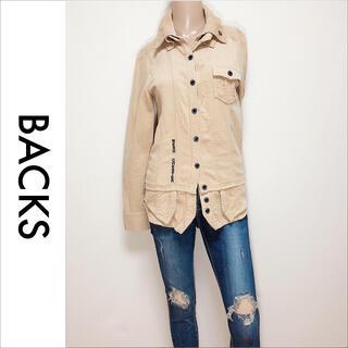 BACKS - BACKS コーデュロイ シャツ トップス♡ガルラ ギルフィー SLY マウジー