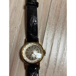 TISSOT - ティソ tissot  レディース 腕時計 k18 アンティーク