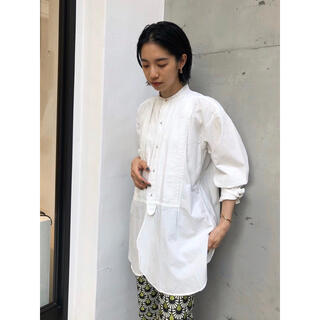 TODAYFUL - TODAYFUL  Tuck Dress Shirtsタックドレスシャツ