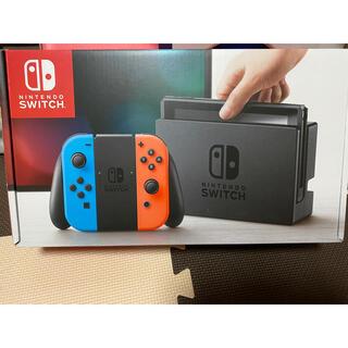 Nintendo Switch - Nintendo Switch ニンテンドースイッチ 未使用 ネオン