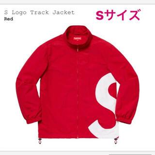 Supreme - supreme Sロゴ トラックジャケット  Sサイズ
