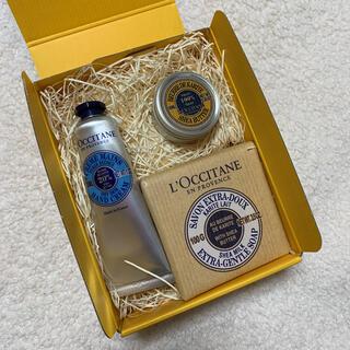 L'OCCITANE - ロクシタン シア ハンドクリーム セット