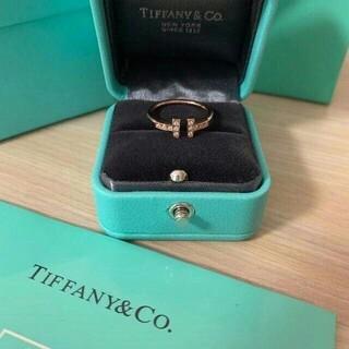 Tiffany & Co. - Tiffany & Co. ファニー T字リング
