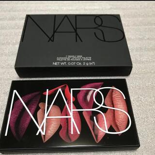 NARS - NARS セブンデッドリーシンズ オーデイシャスリップスティックパレット