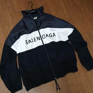 Balenciaga - BALENCIAGA ナイロンジャケット デニムジャケット トラックジャケット
