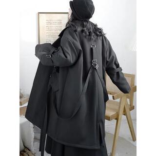 [新品] belted chester coat(中綿入り)  #No.31