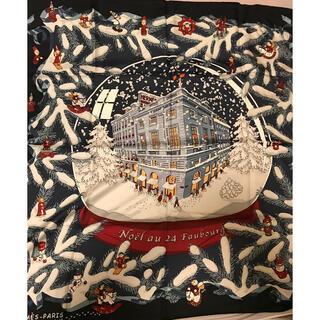 Hermes - エルメススカーフ    フォーブル 24番地のクリスマス
