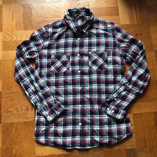 MUJI (無印良品) - 【無印良品】チェックシャツ