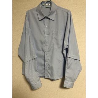 ハレ(HARE)のinter factory ストライプシャツ(シャツ)