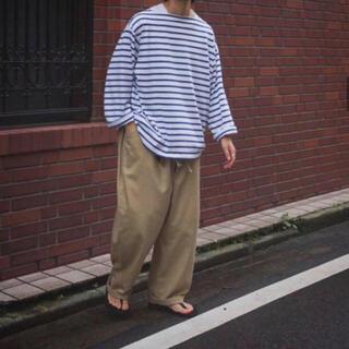 SAINT JAMES - 【美品】outil ボーダーバスクシャツ
