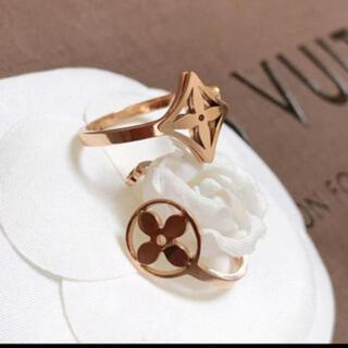 ZARA - 2点セット指輪 可愛い ピンクゴールド