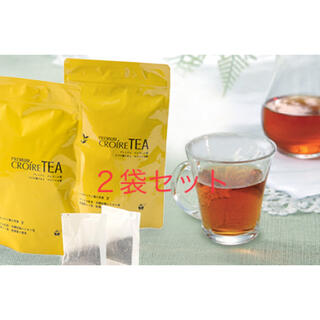 クロワール茶25 包×2袋セット(健康茶)