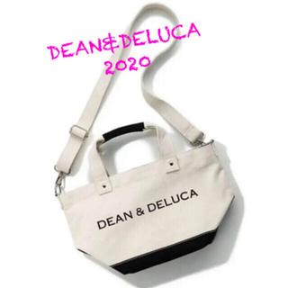 DEAN & DELUCA - 【限定品】DEAN&DELUCA ショルダーバッグ キャンバストート 2way