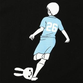 CUNE - 完売品 新品タグ付き キューン 26周年記念 サッカー Tシャツ M  CUNE