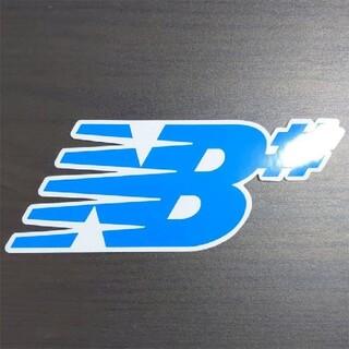 ニューバランス(New Balance)の(縦7.7cm横19.8cm)New BalanceSBステッカー(その他)