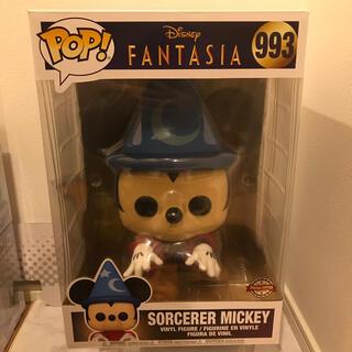 Disney - 特大 FUNKO POP!  ファンタジア ソーサラー ミッキーマウス限定版