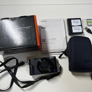 ソニー(SONY)のSONY サイバーショット DSC-RX100M5A(コンパクトデジタルカメラ)