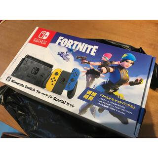 Nintendo Switch - Nintendo Switch フォートナイト 【新品未開封コード等あります】