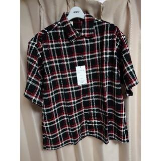 N.HOOLYWOOD - [新品] エヌハリウッド × アンダーカバー 半袖チェックシャツ 40