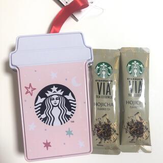 Starbucks Coffee - スタバ VIA コメットスター オーナメント
