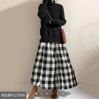 FRAY I.D - 【新品♡未使用】ニット切り替えワンピース