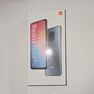 ANDROID - Redmi Note 9s White 4GB+64GB