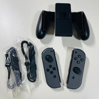 ニンテンドースイッチ(Nintendo Switch)のJoy-Con ジョイコン ジョイコングリップ(家庭用ゲーム機本体)