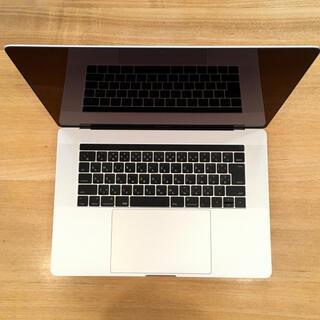 Mac (Apple) - 【送料無料】MacBook Pro 15インチ 充放電27回