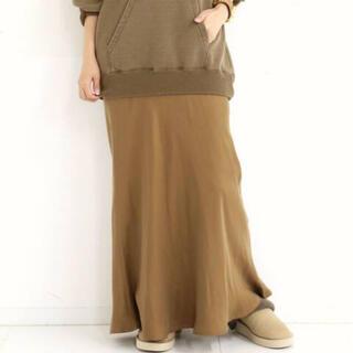 DEUXIEME CLASSE - ドゥーズィエムクラス シルク MAXI  スカート