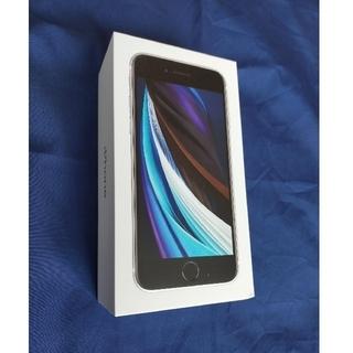iPhone SE2 White 64GB simフリー